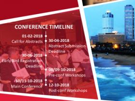 APAMI 2018: 9 - 12 October 2018, Colombo, Sri Lanka