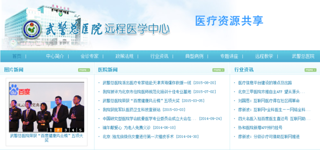 Summery  of Telemedicine Service in China