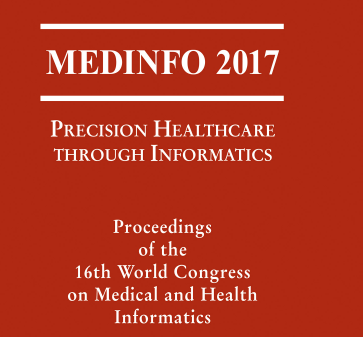 The official MedInfo2017 Proceedings online are now available